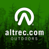 Altrec Slap Sticker Green Tree 3 X 3in