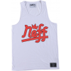Neff Brooklyn Tank White