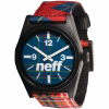 Neff Daily Woven Watch Rad Plaid