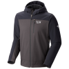 Mountain Hardwear Principio Hybrid Jacket Shark/black
