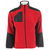 Stormtech Denali Performance Fleece Jacket Red/black