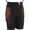 Red Base Layer Short Protective Gear Black