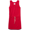Burton Tully Dress Cardinal