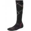Smartwool Phd Snowboard Light Socks Charcoal/berry