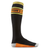 32 - Thirty Two Coping Socks Black/yellow