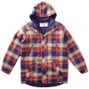 Analog Citizen Flannel Moon Blue