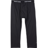 Burton Midweight Shant Baselayer Pants True Black