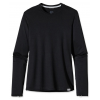 Patagonia Capilene 3 Mw Crew Baselayer Top Black