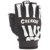 Grenade Bender Fingerless Bike Gloves Black