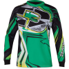 Dakine Descent L/s Bike Jersey Kelly