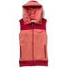 Burton Starr Vest Cardinal Heather