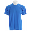 Salomon Trial Iv T-shirt Bright Blue