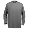 White Sierra Swamp L/s T-shirt Heather Grey