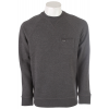 Holden Layering Crew Sweatshirt Med Heather Grey