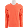 Hurley Brights Crew Sweatshirt Heather Neon Orange