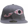 Forum Seeker New Era Cap Grey