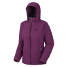 Mountain Hardwear Anaka Trifecta 3-in-1 Jacket Bramble