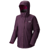 Mountain Hardwear Rosalyn Trifecta Jacket Dark Plum/berry Jam