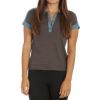 Burton Gatsby Polo Shirt Graphite