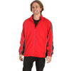 Stormtech Dry-tech Team Track Jacket Scarlet/ox Gray