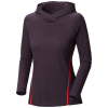 Mountain Hardwear Integral L/s Hoody Fleece Dark Plum