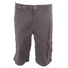 Prana Stretch Zion Shorts Charcoal