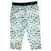 Sessions Edge Capri First Layer Pants Vivid Blue Dots