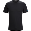 Arcteryx Phase Sl Crew Baselayer Top Black