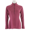 Patagonia Capilene 3 Mw Zip-neck Baselayer Top Rubellite Pink/light Balsamic Xdye