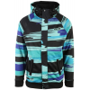 Neff Painted Stripe Shredder Hoodie
