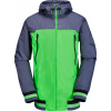 Volcom Team Breaker Jacket Electric Green