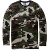Volcom First Layer Crew Baselayer Top Camouflage