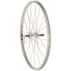Quality Wheels Value Series 1 Pavement Rear Formula 135/alex Y2000 Bike Wheel Silver 26in