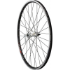 Quality Wheels Value Series 2 Mountain Front Shimano Rm40 Bike Wheel Black/silver 26in