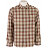 ToadandCo Open Air L/s Shirt Brown Madder