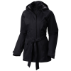 Mountain Hardwear Celina Trench Jacket Black