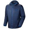 Mountain Hardwear Thermostatic Hooded Jacket Collegiate Navy