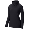 Mountain Hardwear Microchill Cowlneck Pullover Fleece Black