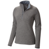 Mountain Hardwear Sarafin 1/2 Zip Sweater Tradewinds Grey