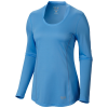 Mountain Hardwear Wicked Lite L/s Shirt Blue Star