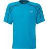 The North Face Voltage Crew Shirt Quill Blue/asphalt Grey