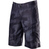 Fox Ranger Cargo Prints Bike Shorts Black Camo