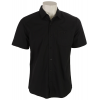 Volcom Everett Solid Shirt Black