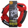 Hyperlite Surf Wakesurf Rope Red 20ft