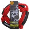 Hyperlite Surf Wakesurf Rope 20ft w/ Handle