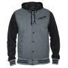 Hurley All City Fleece Jacket Aviator Grey
