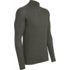 Icebreaker Everyday L/s Half Zip Baselayer Top Cargo