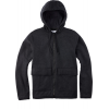 Burton Alder Fleece True Black Heather