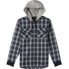 Analog Integrate Flannel Navy Blue