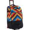 Burton Wheelie Double Deck Travel Bag Fish Blanket Print 92l